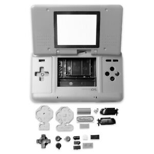 Replacement Housing Shell Case Cover Buttons Part for Gaming NDS DS Game Console