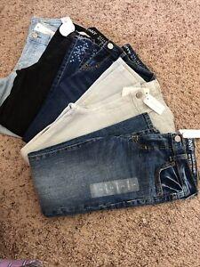 Gymboree Girls Girlfriend Denim Jeans Blue NWT Size 6