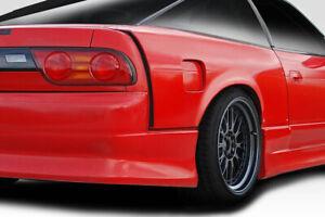 89-94 Fits Nissan 240SX K Power Duraflex Body Kit- Rear Fenders!!! 114956