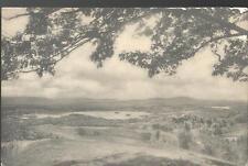 c1909 Pontoosuc and Onoto Lake Pittsfield Massachusetts Postcard