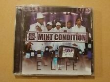 Mint Condition - E-Life - 2007 Caged Bird CD MIN3636 Exc Used Condition