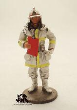 Figurine Collection Del Prado Sapeur Pompier Tenue de Feu Japon 1995
