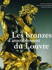 Gilt Bronzes of the Louvre Museum, French book