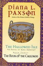 Diana L Paxson THE BOOK OF THE CAULDRON tpb 1st ed NEW