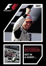 FOA Formula 1 Season Review 2009 (DVD, 2009, 2-Disc Set)