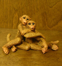"Castagna LOVERS Series #145 MONKEYS, NEW in Box From Retail Store, 2.75"" x 5"""