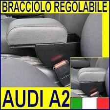 BRACCIOLO per AUDI A2 REGOLABILE armrest mittelarmlehne