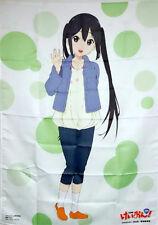 K-On! Movie Keion Azusa Nakano Azunyan B1 Big Cloth Poster Amazon Limited