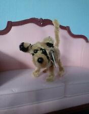 "BARBIE Doll Handmade Pet for Vintage, Silkstone & More ""Tiger"" Dog"