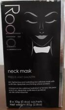 Rodial neck mask freeze and smooth 8 x 10g RRP £54 🎀