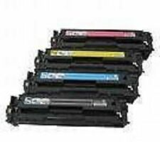 4 Toner Cartridges for HP LaserJet Pro 400 Color M451dn, MFP M475dn HP305A