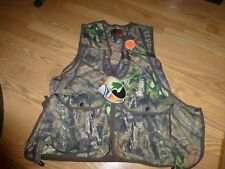 Men's Game Winner Piedmont Delux Camo Vest Size S/M - New