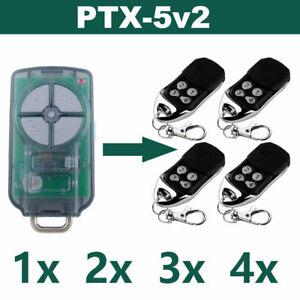Garage Door Remote Control ATA PTX-5 PTX5v2 TrioCode 128 - Replacement Options