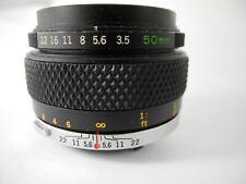 Olympus Zuiko 50mm f/3.5 MF Lens macro  PERFECT CLASS FUNCTIONS WELL SHARPPPPPP!