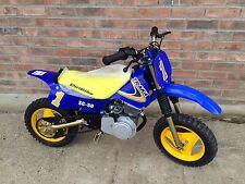TRAKA SC 50 PW NEW KIDS AUTO MINI BIKE  MOTO X OFF ROAD MOTOCROSS RACE RACING