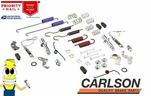 Premium Carlson Brake Drum Hardware Kit for Ford E-150 VAN 1997-2003 Econo CW
