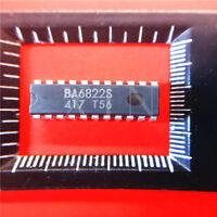 BA6822S Encapsulation:DIP-22,LED level meter driver,12-point,VU scale