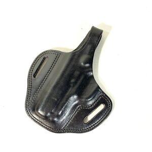 BIANCHI model 7/7L Black SIG SAUER P228 Left hand OWB Hip Holster