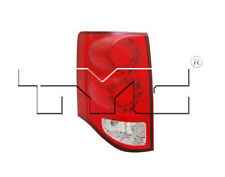 TYC NSF Left Side Tail Light Assy for Dodge Grand Caravan 2011-2014 Models
