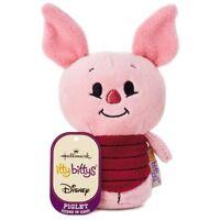 Disney Winnie the Pooh Piglet Hallmark itty bitty bittys Plush Stuffed Animal