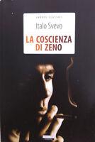 La coscienza di Zeno Italo Svevo Vers. Integrale Crescere Edizioni LIBRO Nuovo