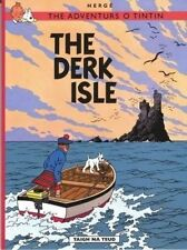 The Adventurs o Tintin: The Derk Isle by Herge (Paperback, 2013)