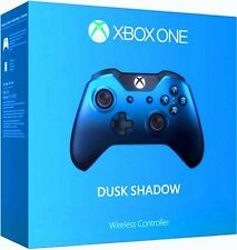 XBOX ONE SPECIAL EDITION DUSK SHADOW BLUE WIRELESS CONTROLLER - NEW
