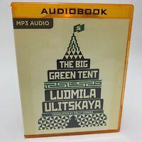 The Big Green Tent: A Novel by Ludmila Ulitskaya - MP3 Audio Book - New & Sealed