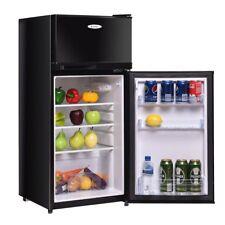 c573550fe39 3.4 cu. ft. 2 Door Compact Mini Refrigerator Freezer Cooler