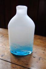 Vase White Glass