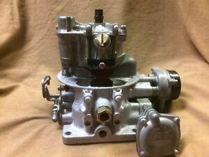 1956 Ford,Thunderbird,Mercury original Holley 4V carburetor ECZ 9510-B,List 1161