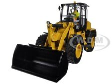 CAT CATERPILLAR 910K WHEEL LOADER WITH OPERATOR 1/32 BY DIECAST MASTERS 85294