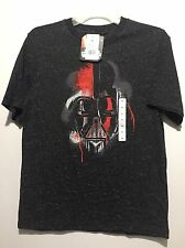 Lot Of 2 New Star Wars Boys XL Shirts Short Sleeve Darth Vader New With Tags