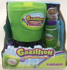 Gazillion Tornado Tons & Tons Of Bubble Fun Bubble Maker