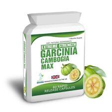 60 Garcinia Cambogia Pure Extreme Max Clean Detox Plus Dieting Slimming Tips