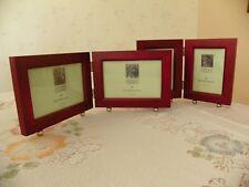 Frames hardwood and polished silver accents (2 sizes) PhilipWhitney LTD