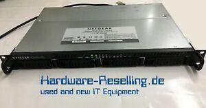 Netgear ReadyNAS 2100 Server NAS RNRX40002 Rackmount 1U 4x 1TB