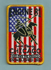 CHICAGO FIRE DEPARTMENT ENGINE COMPANY 81 PATCH