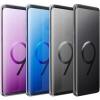 Samsung Galaxy S9 - G960U - 64GB - Factory Unlocked; AT&T / T-Mobile / Verizon