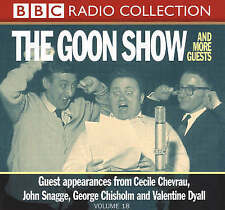 The Goon Show: Volume 18: The Goons and More Guests (BBC 2 Audio CD Set)