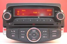 VAUXHALL CORSA CAR STEREO DECODED CD RADIO MP3 PLAYER 2015 2016 2017 WARRANTY