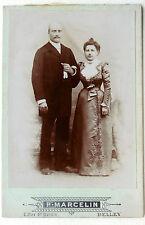 PHOTO CDC P. MARCELIN à BELLEY COUPLE MARIAGE L321