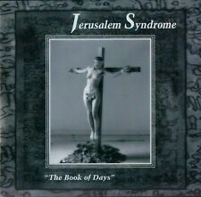 JERUSALEM SYNDROME - The Book Of Days CD RARE first edition