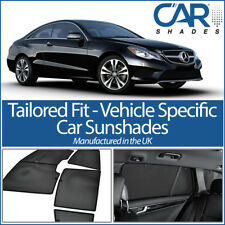 Mercedes E Class 2dr 2016 On CAR WINDOW SUN SHADE BABY SEAT CHILD BOOSTER BLIND