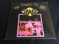 """SPACE """"MAGIC FLY"""" VINYL RECORD/LP FROM 1977"""