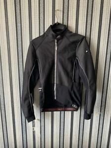 Assos  Airblock 851 Men Winter Cycling Jacket size S Windproof black