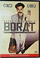 BORAT (2006) di Larry Charles - Sacha Baron Cohen - DVD EX NOLEGGIO  - FOX