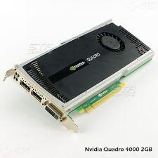 Nvidia Quadro 4000 2GB GDDR5 PCI-E DVI&DisplayPort Video Card Dell P/N 038XNM