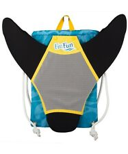 Backpack for Mermaid Tail  by Fin Fun, Holds your tail and all your accessories!