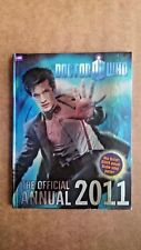 Doctor Who: Official Annual: 2011 - Matt Smith (Hardback, 2010)